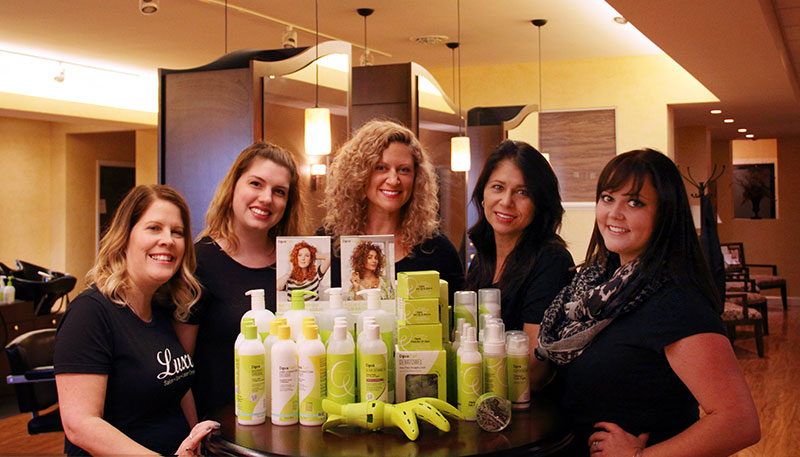 Luxe Salon - Deva Curl Girls
