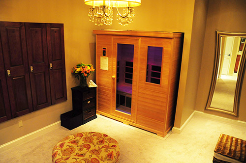 Infrared sauna luxe salon and spa rochester new york when used properly our sauna will help provide a lifetime of healthful living altavistaventures Images