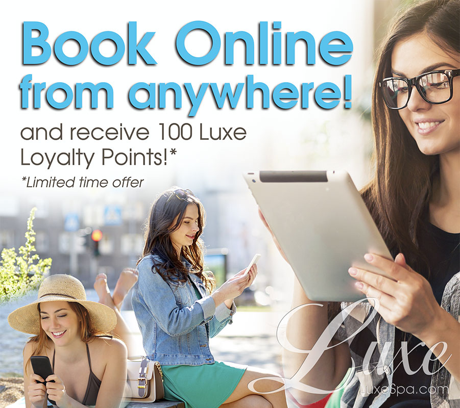 Book Online at Luxe FB 2