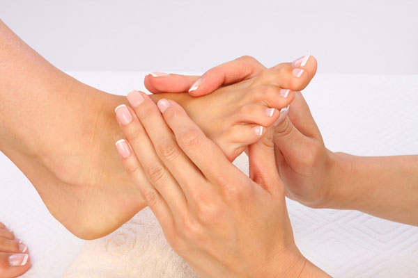 Luxe foot pain web