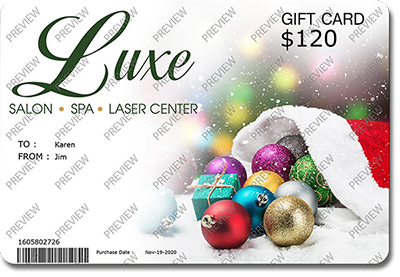 Luxe Mothers Day Gift Cards 20% OFF