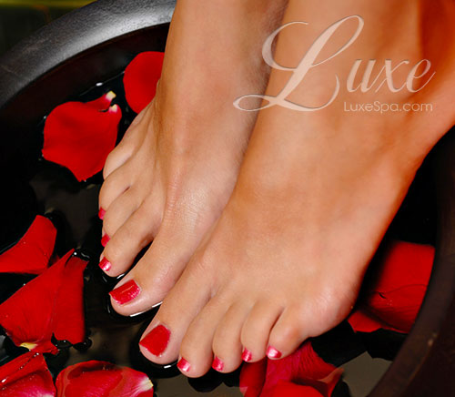 Jill Purpura's Clients: 20% on Pedi's!