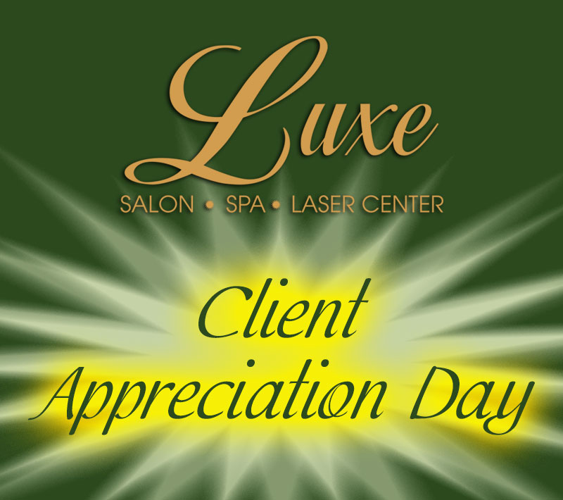 You're Invited: Luxe Client Appreciation…